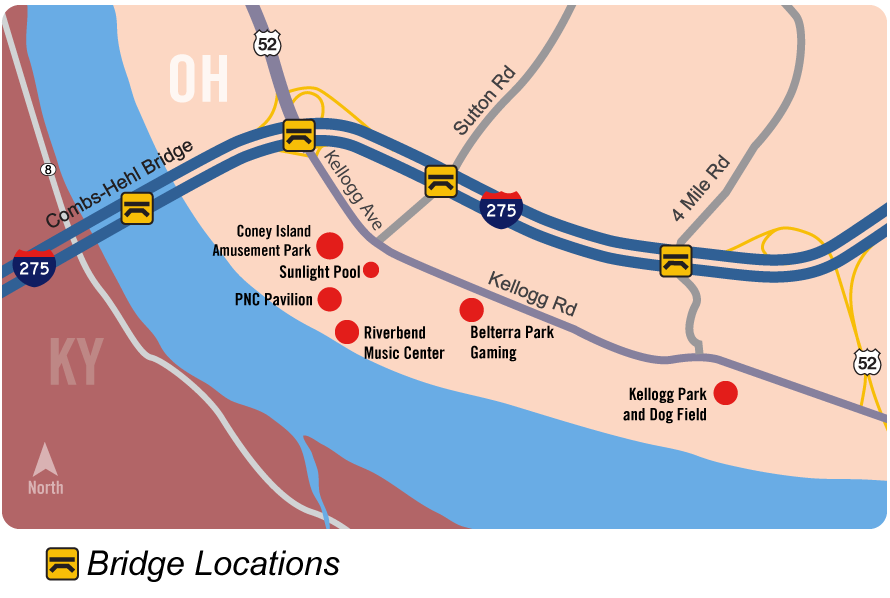 KYTC District 6 road report update on current construction projects