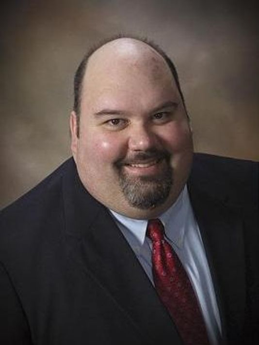 Obituary for Boone County Clerk Kenny Brown, with visitation and