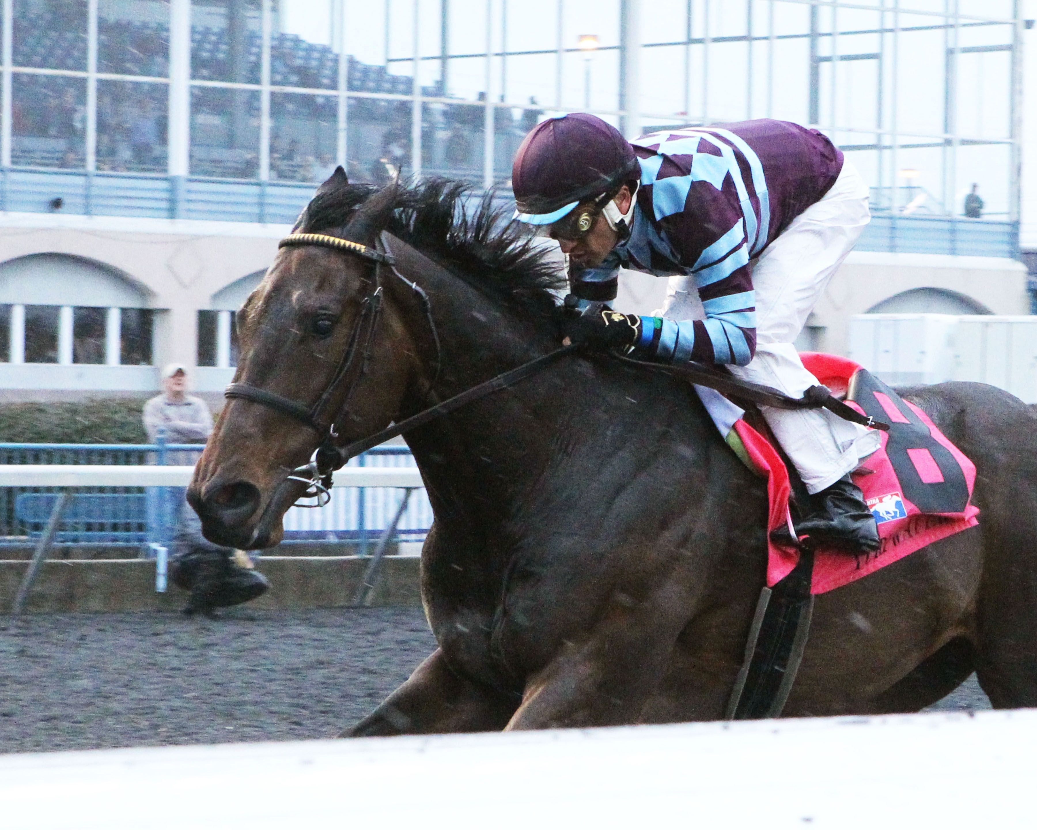Somelikeithotbrown takes Jeff Ruby Steaks at Turfway