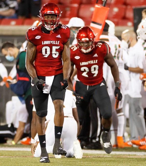 Louisville Coaches Encouraged By Defensive Improvement Cardinals Prepare For Georgia Tech Nkytribune